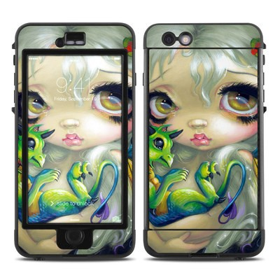 Lifeproof iPhone 6 Plus Nuud Case Skin - Dragonling