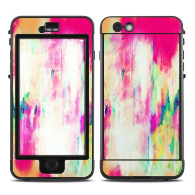 Lifeproof iPhone 6 Plus Nuud Case Skin - Electric Haze