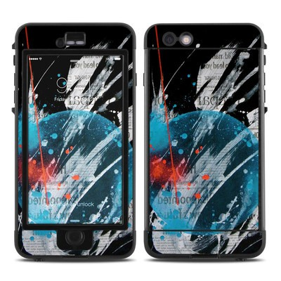 Lifeproof iPhone 6 Plus Nuud Case Skin - Element-Ocean