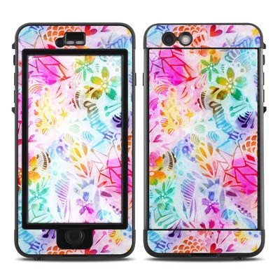 Lifeproof iPhone 6 Plus Nuud Case Skin - Fairy Dust