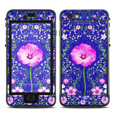 Lifeproof iPhone 6 Plus Nuud Case Skin - Floral Harmony