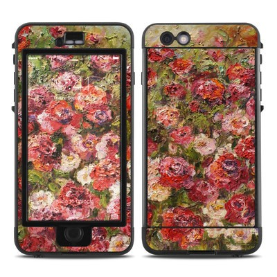 Lifeproof iPhone 6 Plus Nuud Case Skin - Fleurs Sauvages