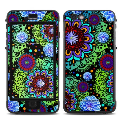 Lifeproof iPhone 6 Plus Nuud Case Skin - Funky Floratopia