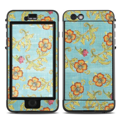 Lifeproof iPhone 6 Plus Nuud Case Skin - Garden Jewel