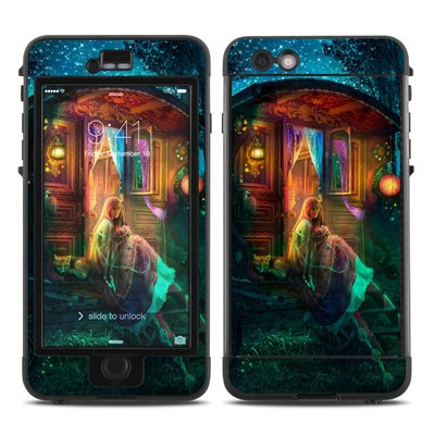 Lifeproof iPhone 6 Plus Nuud Case Skin - Gypsy Firefly
