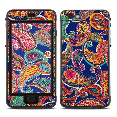 Lifeproof iPhone 6 Plus Nuud Case Skin - Gracen Paisley