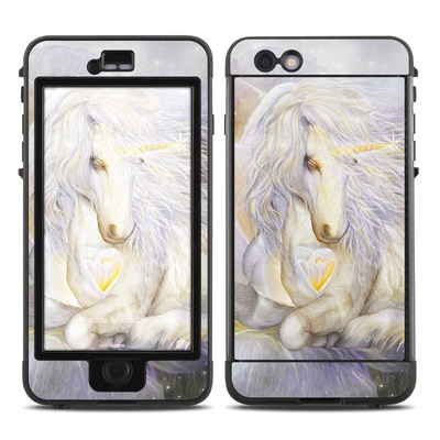 Lifeproof iPhone 6 Plus Nuud Case Skin - Heart Of Unicorn
