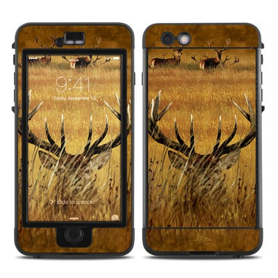Lifeproof iPhone 6 Plus Nuud Case Skin - Hiding Buck