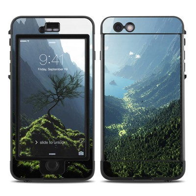 Lifeproof iPhone 6 Plus Nuud Case Skin - Highland Spring