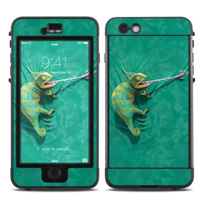 Lifeproof iPhone 6 Plus Nuud Case Skin - Iguana
