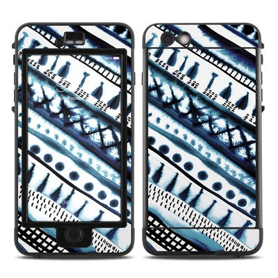 Lifeproof iPhone 6 Plus Nuud Case Skin - Indigo