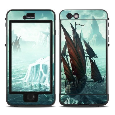 Lifeproof iPhone 6 Plus Nuud Case Skin - Into the Unknown
