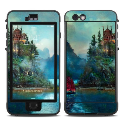 Lifeproof iPhone 6 Plus Nuud Case Skin - Journey's End