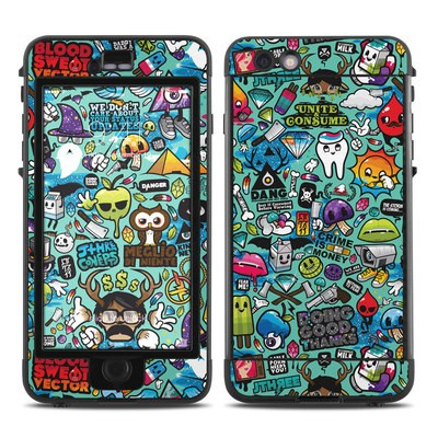Lifeproof iPhone 6 Plus Nuud Case Skin - Jewel Thief