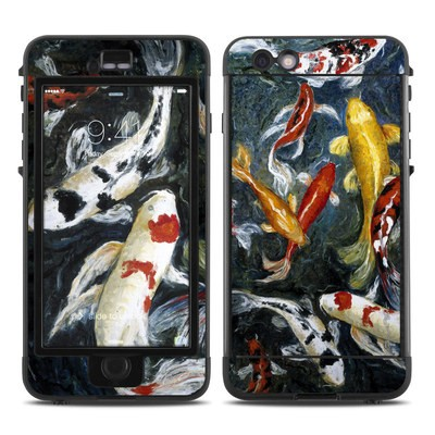 Lifeproof iPhone 6 Plus Nuud Case Skin - Koi's Happiness