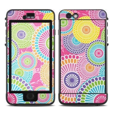 Lifeproof iPhone 6 Plus Nuud Case Skin - Kyoto Springtime