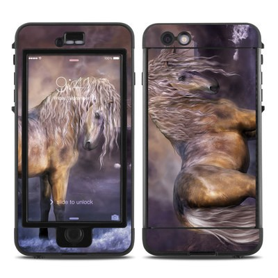 Lifeproof iPhone 6 Plus Nuud Case Skin - Lavender Dawn