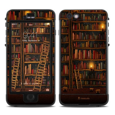 Lifeproof iPhone 6 Plus Nuud Case Skin - Library