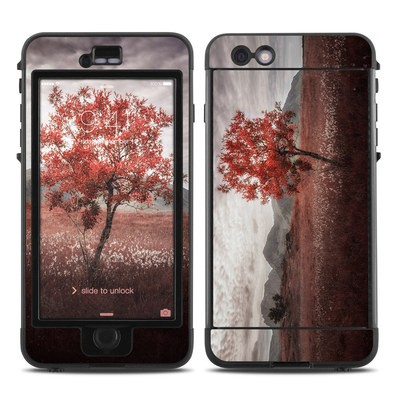 Lifeproof iPhone 6 Plus Nuud Case Skin - Lofoten Tree