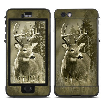 Lifeproof iPhone 6 Plus Nuud Case Skin - Lone Buck