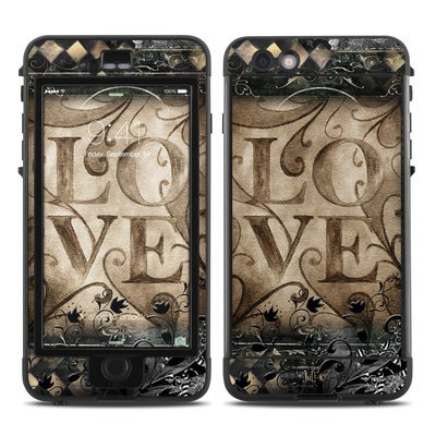 Lifeproof iPhone 6 Plus Nuud Case Skin - Love's Embrace
