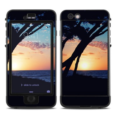 Lifeproof iPhone 6 Plus Nuud Case Skin - Mallorca Sunrise