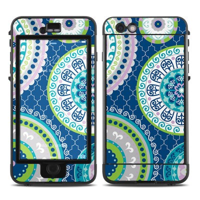 Lifeproof iPhone 6 Plus Nuud Case Skin - Medallions