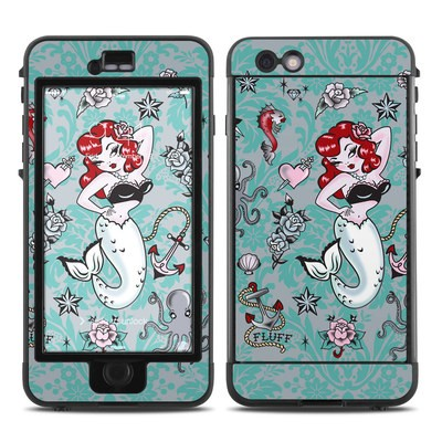 Lifeproof iPhone 6 Plus Nuud Case Skin - Molly Mermaid