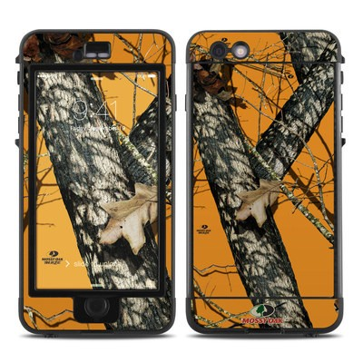 Lifeproof iPhone 6 Plus Nuud Case Skin - Blaze