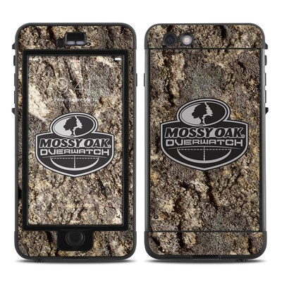 Lifeproof iPhone 6 Plus Nuud Case Skin - Mossy Oak Overwatch