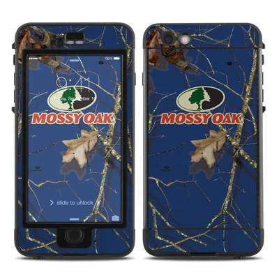 Lifeproof iPhone 6 Plus Nuud Case Skin - Break-Up Lifestyles Open Water
