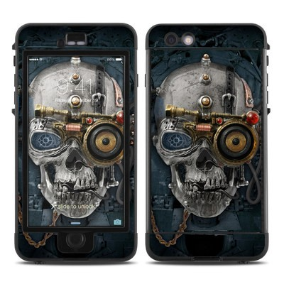 Lifeproof iPhone 6 Plus Nuud Case Skin - Necronaut