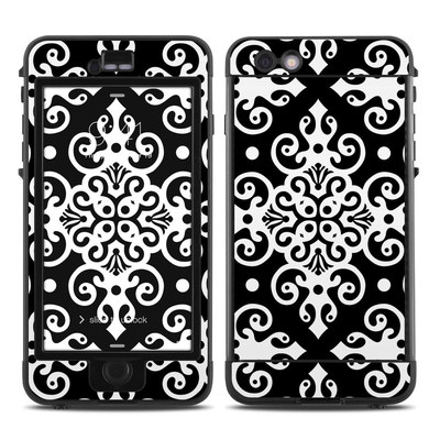 Lifeproof iPhone 6 Plus Nuud Case Skin - Noir