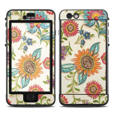 Lifeproof iPhone 6 Plus Nuud Case Skin - Olivia's Garden