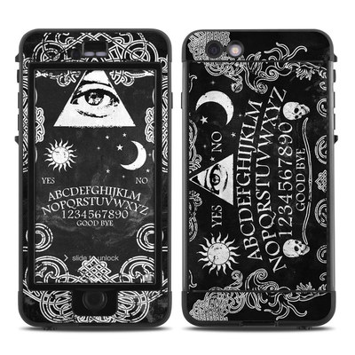 Lifeproof iPhone 6 Plus Nuud Case Skin - Ouija