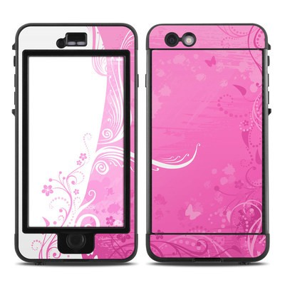 Lifeproof iPhone 6 Plus Nuud Case Skin - Pink Crush