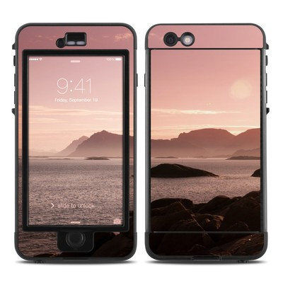 Lifeproof iPhone 6 Plus Nuud Case Skin - Pink Sea