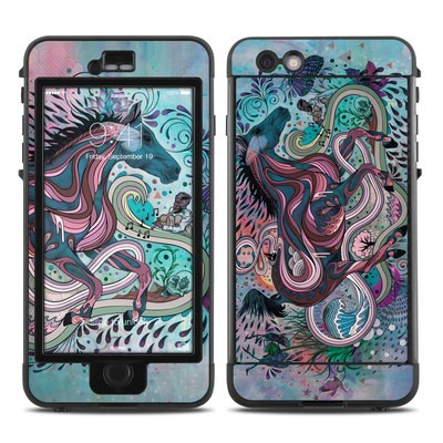 Lifeproof iPhone 6 Plus Nuud Case Skin - Poetry in Motion