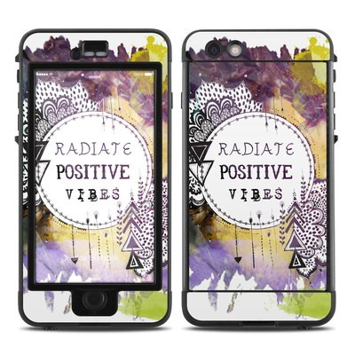 Lifeproof iPhone 6 Plus Nuud Case Skin - Radiate
