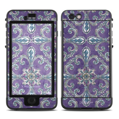 Lifeproof iPhone 6 Plus Nuud Case Skin - Royal Crown