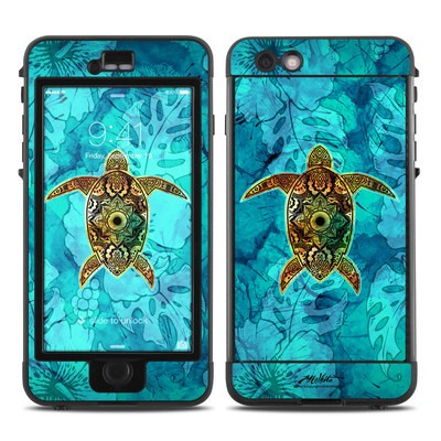 Lifeproof iPhone 6 Plus Nuud Case Skin - Sacred Honu