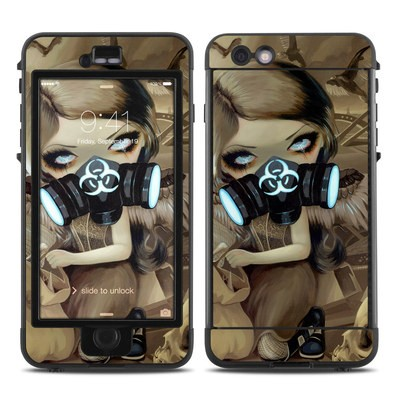 Lifeproof iPhone 6 Plus Nuud Case Skin - Scavengers