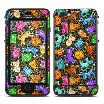 Lifeproof iPhone 6 Plus Nuud Case Skin - Sew Catty