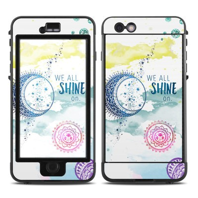 Lifeproof iPhone 6 Plus Nuud Case Skin - Shine On
