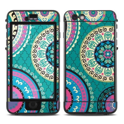 Lifeproof iPhone 6 Plus Nuud Case Skin - Silk Road