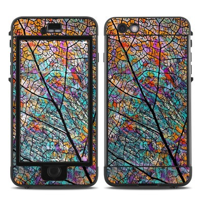 Lifeproof iPhone 6 Plus Nuud Case Skin - Stained Aspen