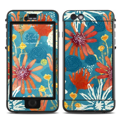 Lifeproof iPhone 6 Plus Nuud Case Skin - Sunbaked Blooms