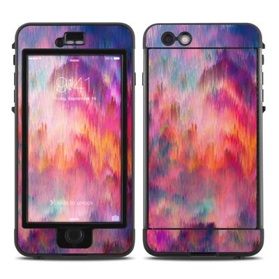 Lifeproof iPhone 6 Plus Nuud Case Skin - Sunset Storm