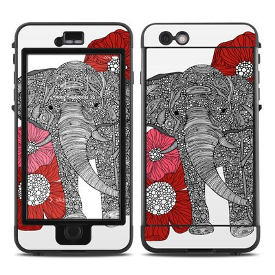 Lifeproof iPhone 6 Plus Nuud Case Skin - The Elephant