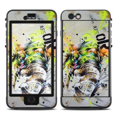 Lifeproof iPhone 6 Plus Nuud Case Skin - Theory